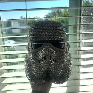 Storm trooper head- Star Wars